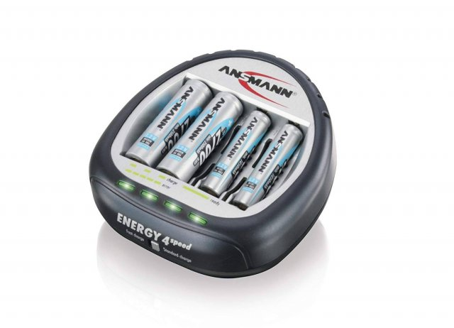Ansmann Ansmann Energy 4 Speed Charger