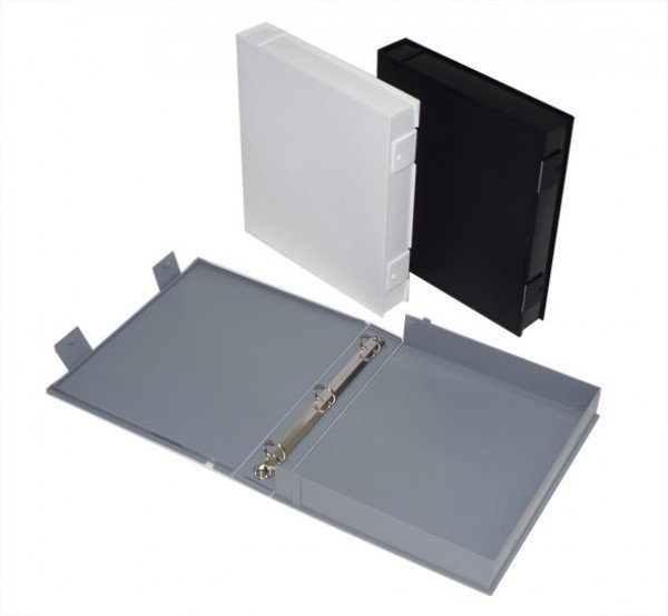 Beseler Beseler Besfile Archival Storage Binder Box (Grey)