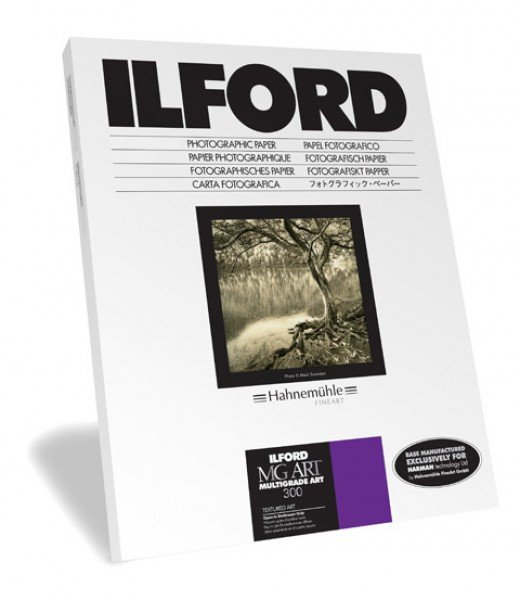 Ilford Ilford MG ART 300, 11 x 14 in, 30 Sheets