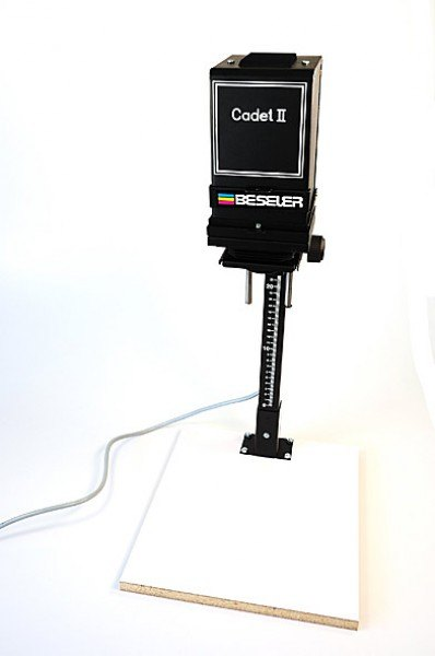 Beseler Beseler Cadet II Enlarger with Baseboard and 50mm Lens Kit