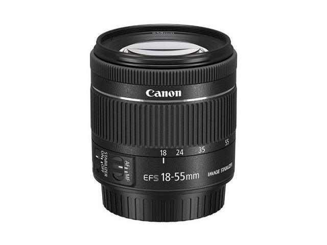 Canon Canon EF-S 18-55 mm f/4-5.6 IS STM Lens
