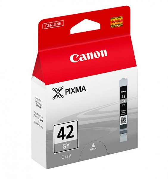 Canon Canon Ink Jet Cartridge CLI-42 GY, Grey
