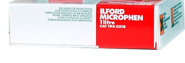 Ilford Ilford Microphen Film Developer, 1 litre