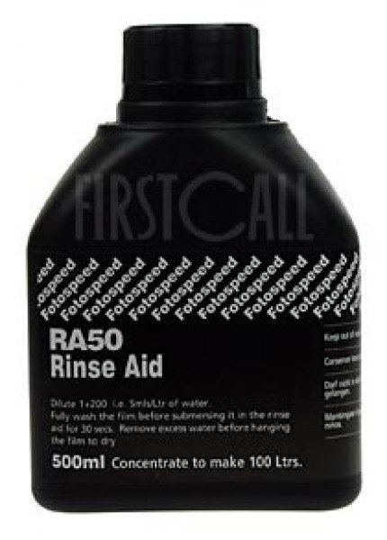 Fotospeed Fotospeed RA50 Rinse Aid Wetting Agent, 500 ml