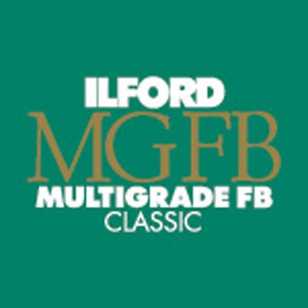 Ilford Ilford Multigrade FB Classic Glossy, 9.5 x 12in, 10 Sheets