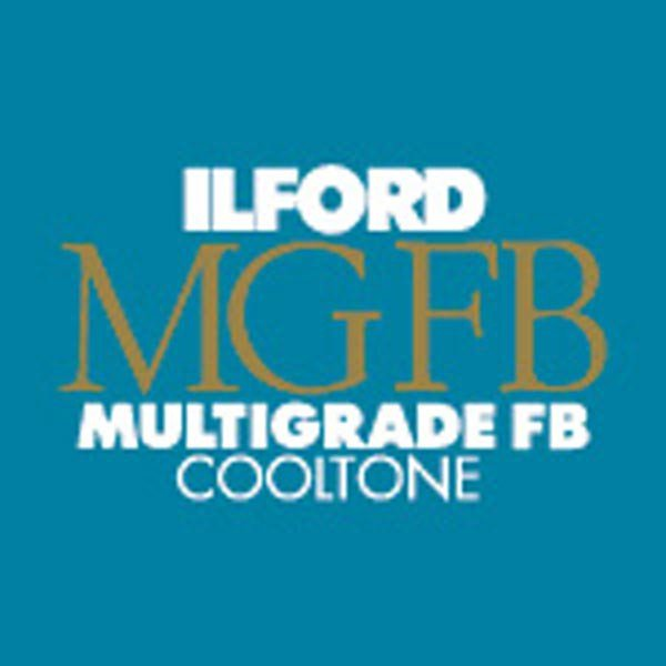 Ilford Ilford Multigrade FB Cooltone, Glossy, 12 x 16in, 50 Sheets