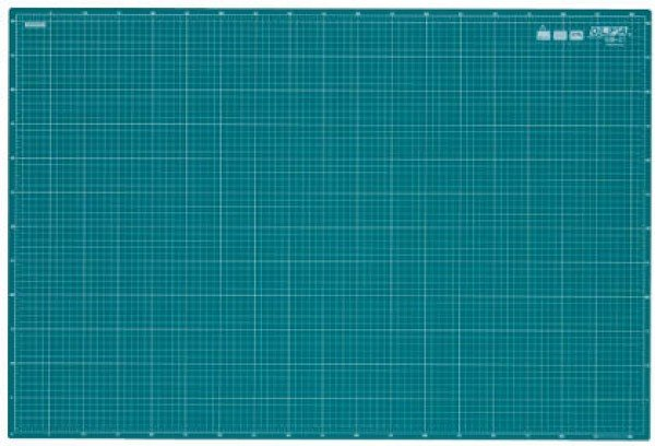 Olfa Olfa Self Healing Double Sided Cutting Mat, A1, CM-A1