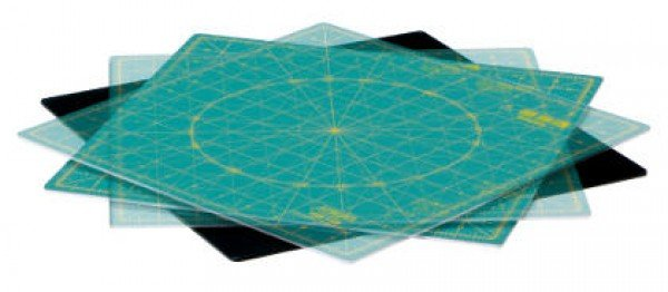 Olfa Olfa Self Healing 12 inch Rotating Cutting Mat, RM-12S