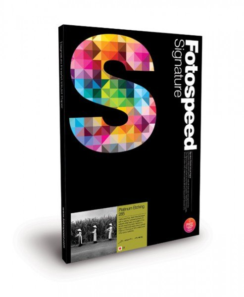 Fotospeed Fotospeed Platinum Etching, A3, 25 sheets