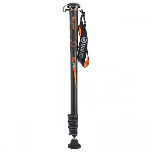 Vanguard Vanguard Monopod VEO AM-264 4-section with strap, 5.3 feet
