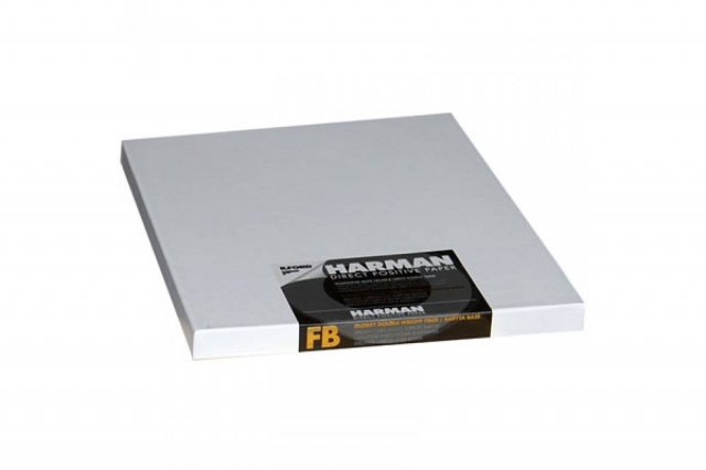 Harman Harman Direct Positive FB, 11 x 14 in, Pack of 10