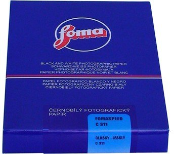 Foma Foma Fomaspeed C311, Hard (Gd 4) Glossy, 4 x 6, Pack 100