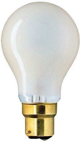 Lamps Lamps P2/1 BC Bayonet Photoflood lamp, 240V 500W
