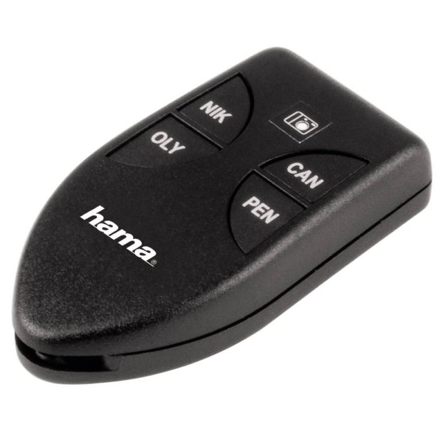 Hama Hama IR Mini 2 Universal Remote-control Release, Infra-Red
