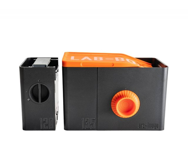 Ars-Imago Ars-Imago Lab-Box Daylight Developing Tank - Orange