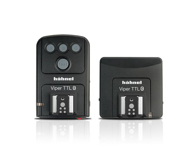 Hahnel Hahnel Viper Wireless Flash Trigger Set for Canon