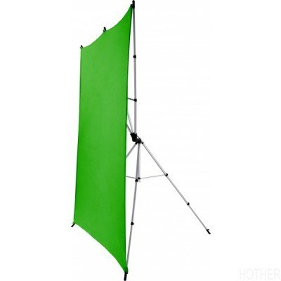 Interfit Interfit INT 792 EZ Drop Background Cloth - Chroma Green for EZ Kit