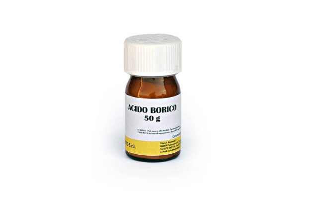 Bellini Bellini Boric Acid, 50 grams
