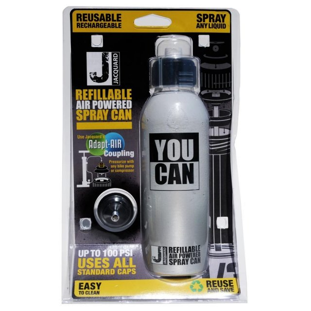 Jacquard Jacquard YouCAN Refillable Air Powered Spray Can