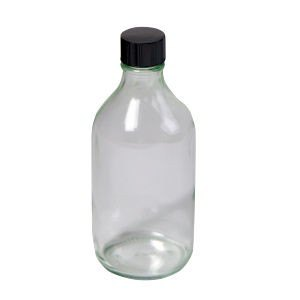 Firstcall Firstcall Chemical Winchester Glass Bottle, Clear,50ml