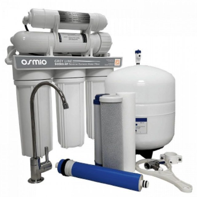 Osmio Osmio Grey Line 5-Stage Reverse Osmosis Water Filter