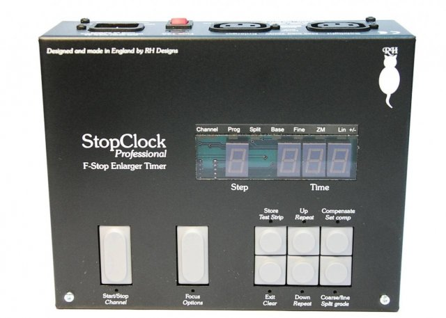 RH Designs RH Designs StopClock Pro Enlarger Timer